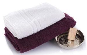handdukar, hållbar, eco