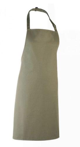 Bröstförkläde-PR150-Oliv