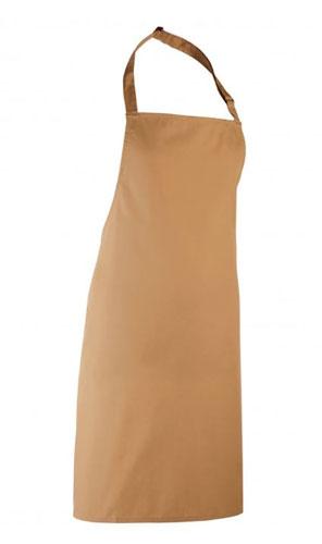 Bröstförkläde-PR150-kamel