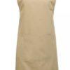 Bröstförkläde PR154 Khaki