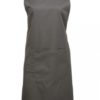 Bröstförkläde PR154 Mörkgrå