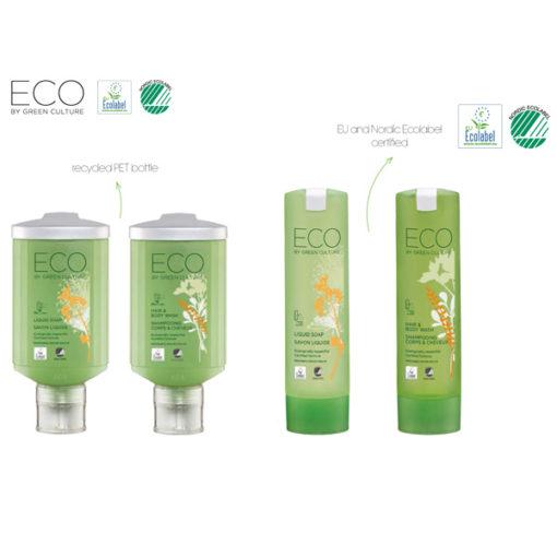 ECOByGreenCulture Press&Wash