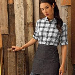 Kort-midjeförkläde-PR125-Svart