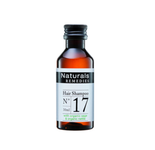 Naturals Remedies-Shampoo-30ml