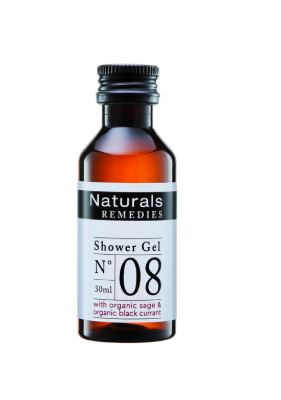 Naturals Remedies-Shower-gel