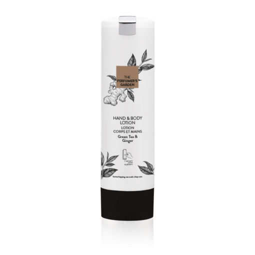 Perfumers Garden Body lotion GreenTea&Ginger