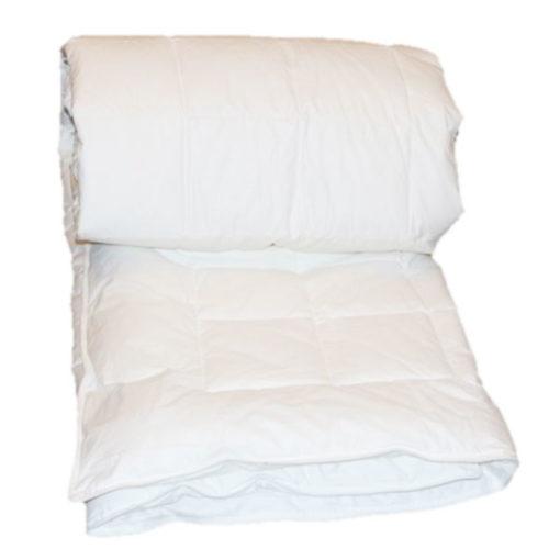 Täcke, mikrofiber, miljövänlig