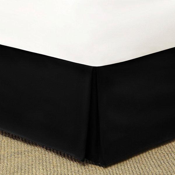 Sängkappa-svart