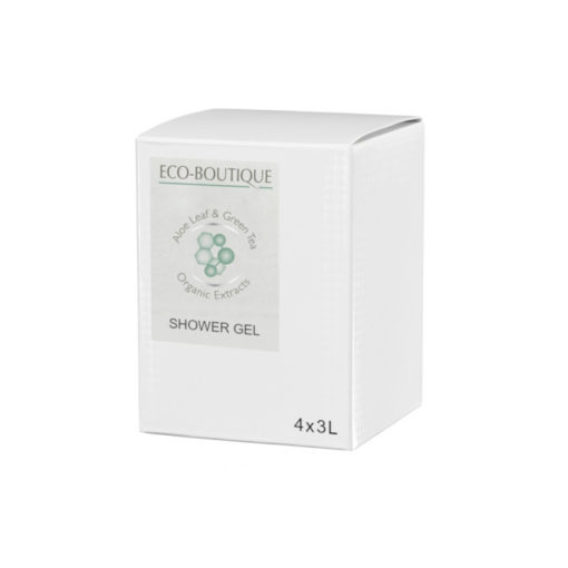 Eco Boutique Shower gel 3l refill
