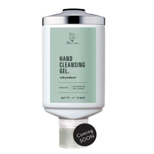 Hand desinficering 330ml Press & Wash