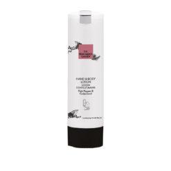 Perfumer body lotion