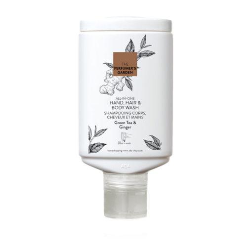 The Perfumer's Garden shampoo hair & body