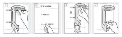instruktioner för skruv